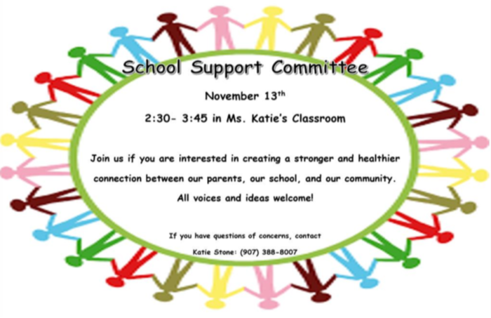 First School Support Meeting